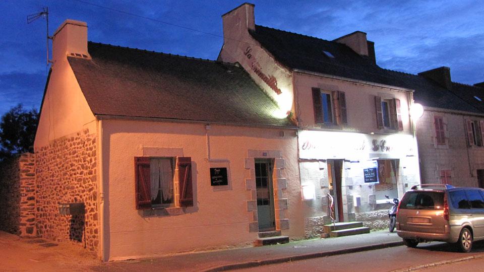 La Crémaillère Restaurant à Landivisiau | Fait Maison - Cuisine ...